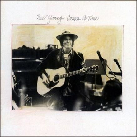 093624917588 Reprise 0093624917588 Neil Young Comes a Time (LP)