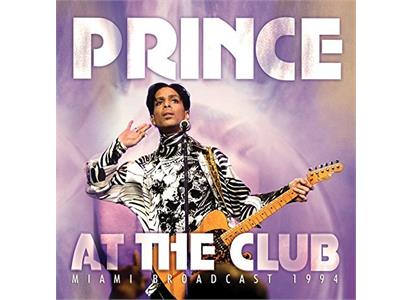 VS003LP Vinyl Slab  Prince At the Club (2LP)