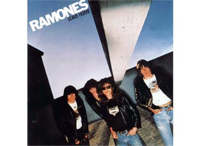0081227940256 Rhino  Ramones Leave Home (LP)