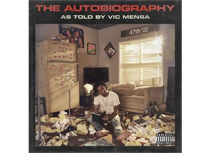 RONT600732 Roc Nation  Vic Mensa The Autobiography (2LP)