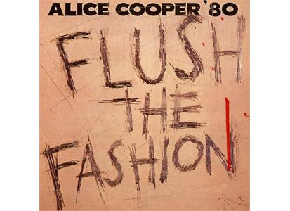 0603497860753 Rhino  Alice Cooper Flush the Fashion (LP-LTD)