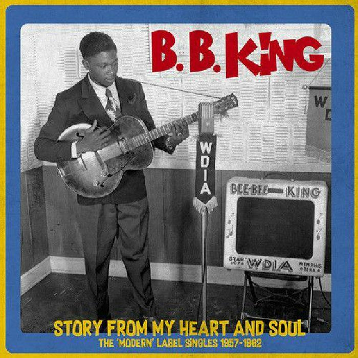 WLV82023 Wax Love  B.B. King Story From My Heart... (LP)