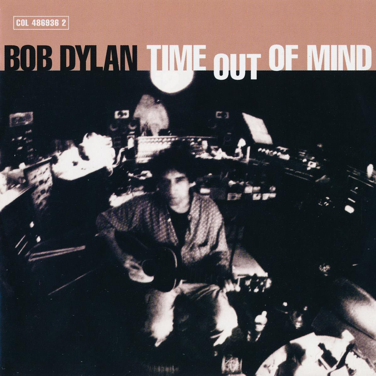88985425571 Legacy Recordings  Bob Dylan Time Out of Mind (20th Ann.) (2LP)