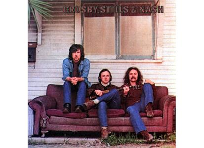 8122798668 Rhino  Crosby, Stills & Nash Crosby, Stills & Nash (LP)