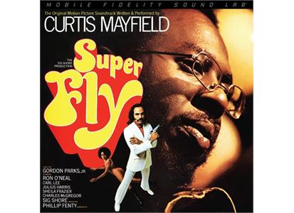 LMF2-481 Mobile Fidelity  Curtis Mayfield Superfly (2LP)