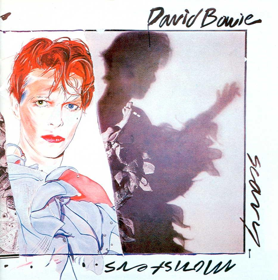 0190295842611 Parlophone UK Catalog  David Bowie Scary Monsters (LP)