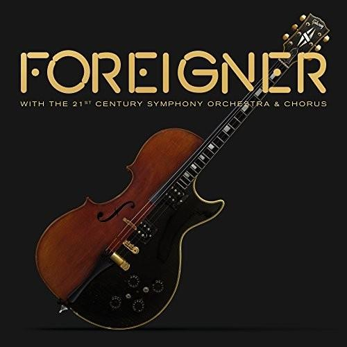 ERMU212567 Ear Music  Foreigner With The 21st Century...(2LP+DVD)