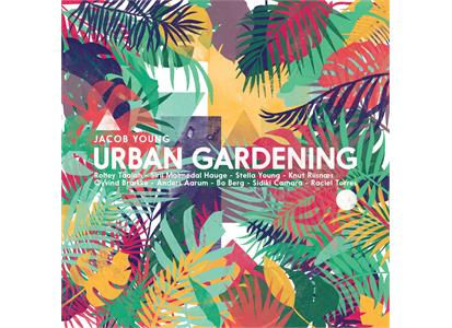 OSR004LP Oslo Session Recordings  Jacob Young & Urban Gardening Jacob Young & Urban Gardening (LP)