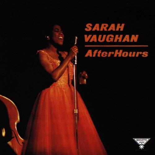 CL666 Pure Pleasure SR52070 Sarah Vaughan After Hours (LP)
