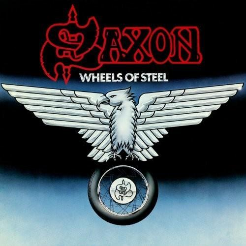 UION34788 Union Square  Saxon Wheels Of Steel (LP)