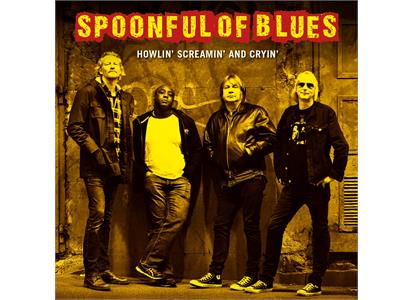 BTRLP1037 Bluestown  Spoonful of Blues Howlin`Screamin`and Cryin` (LP)
