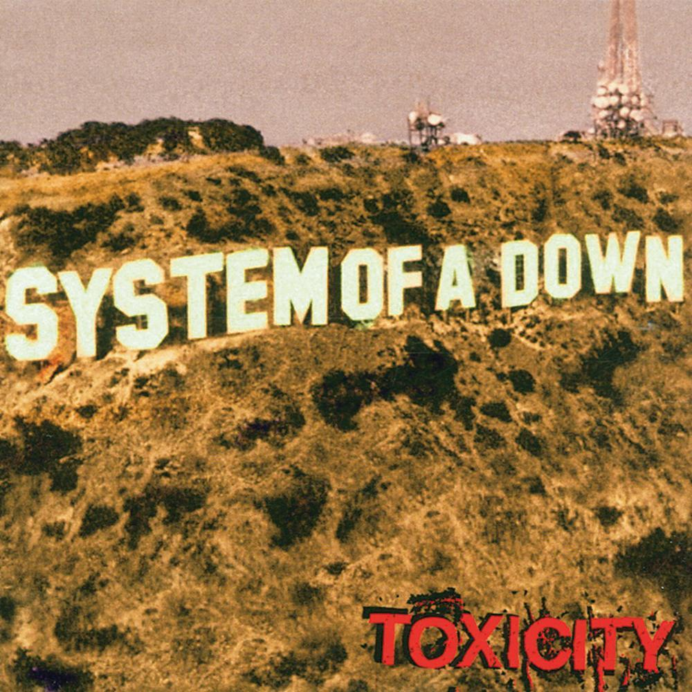 19075865591 American  System of a Down Toxicity (LP)