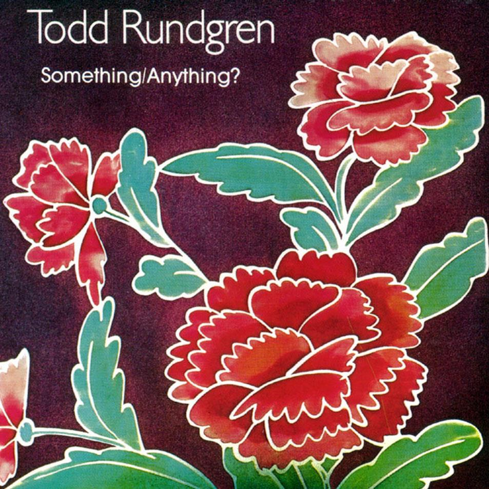 8122797597 Rhino  Todd Rundgren Something/Anything? (2LP)