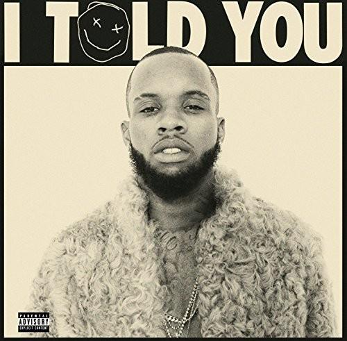ISCB002538101 Interscope  Tory Lanez I Told You (2LP)