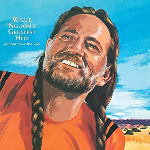 FRIM37542 Legacy Recordings  Willie Nelson Greatest Hits And Some That Will Be(2LP)