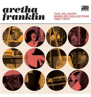 Aretha Franklin The Atlantic Singles Collection (2LP)