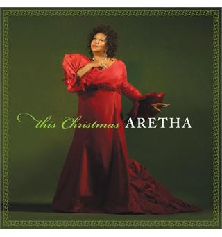 Aretha Franklin This Christmas Aretha (LP)