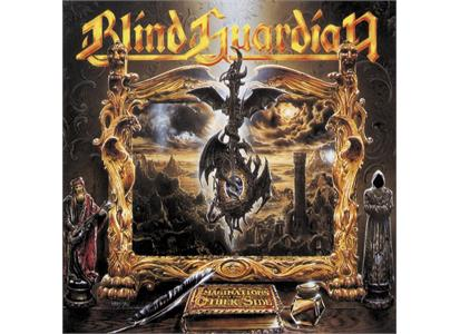 NB43261 Nuclear Blast  Blind Guardian Imaginations From The Other Side (2LP)