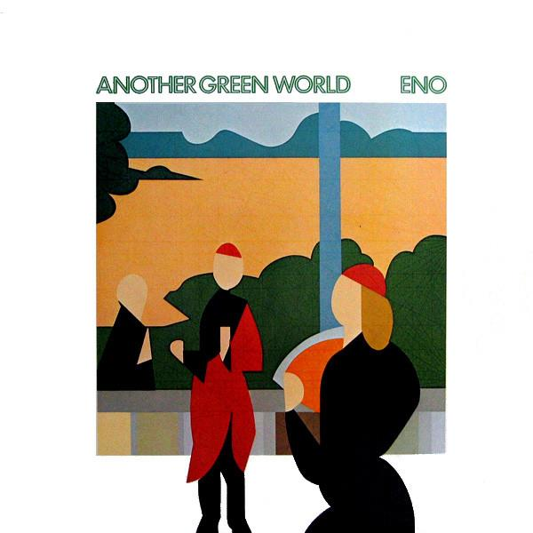 5770388 Virgin  Brian Eno Another Green World (LP)