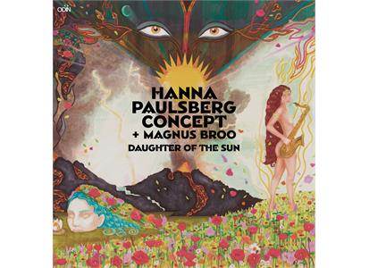 ODINLP9565 Odin  Hanna Paulsberg Concept + Magnus Broo Daughter Of The Sun (LP)