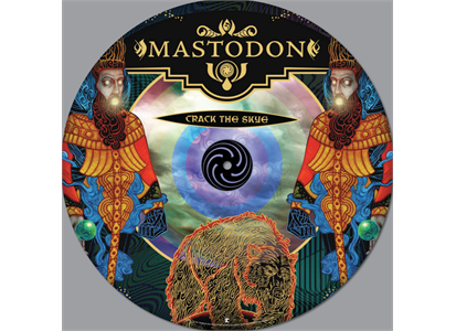 0093624912156 Reprise  Mastodon Crack the Skye (Picture disc) (LP)