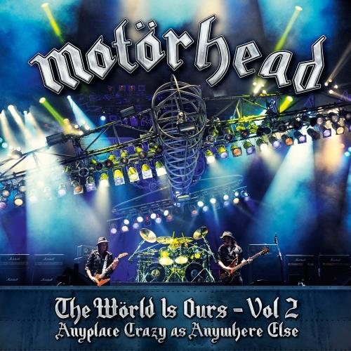 5099997296515 UDR  Motörhead The World Is Ours Vol. 2 (2LP)
