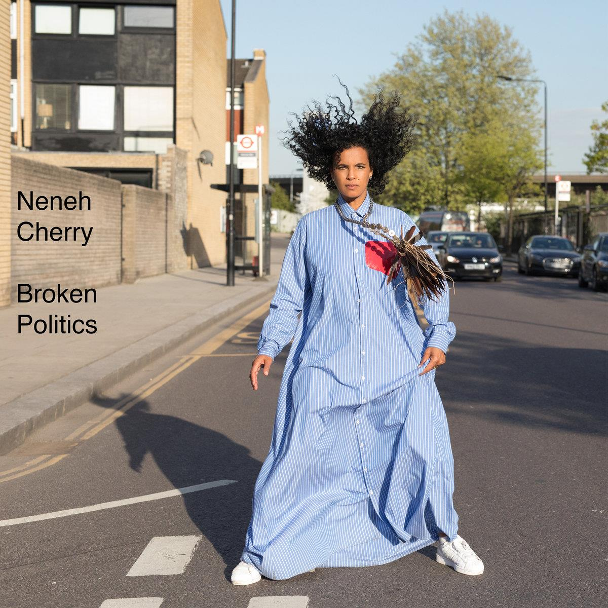 STS343LP Smalltown Supersound  Neneh Cherry Broken Politics (LP)