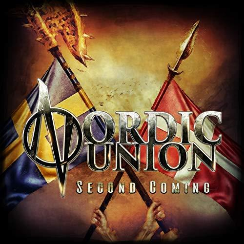 FRLP898 Frontiers  Nordic Union Second Coming (LP)