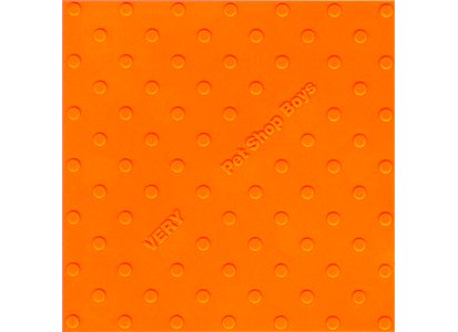 0190295823085 Parlophone  Pet Shop Boys Very (LP)