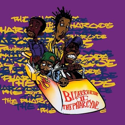 CR00017 Craft  Pharcyde Bizarre Ride II - The Pharcyde... (5LP)