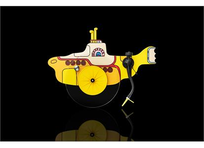 9120082383292 Pro-Ject  Pro-Ject The Beatles Yellow Submarine Ortofon Concorde pickup