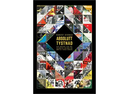 "ATDYRNES Fucking North Pole Records  Robert Dyrnes / The Pussycats Absolutt Tystnad (BOK + 7"")"