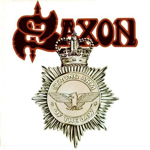 UION34792 Union Square  Saxon Strong Arm Of The Law (LP)