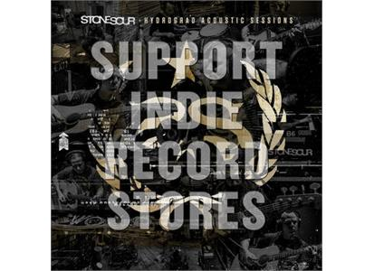 0016861744014 Roadrunner  Stone Sour Hydrograd Acoustic Sessions (12'')