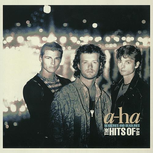 0603497860173 Rhino  a-Ha Headlines and Deadlines - The Hits (LP)