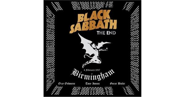 Black Sabbath The End 3lp Ltd Bigdipper