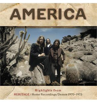 America Highlights From Heritage: Home... (LP)