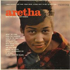 Aretha Franklin / Ray Bryant Combo Aretha (LP)