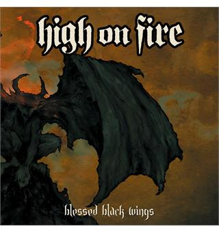 High On Fire Blessed Black Wings (2LP)