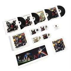 Led Zeppelin How The West Was Won - Box (4LP+3CD+DVD)