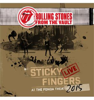 The Rolling Stones From the Vault: Sticky...(3LP+DVD)