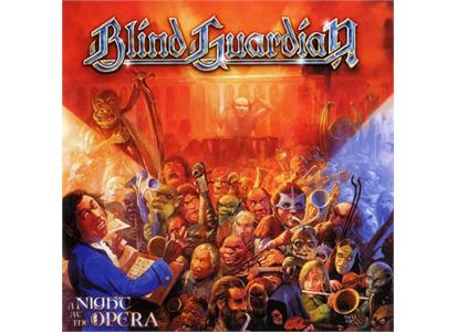 NB43281 Nuclear Blast  Blind Guardian A Night At The Opera (2LP)