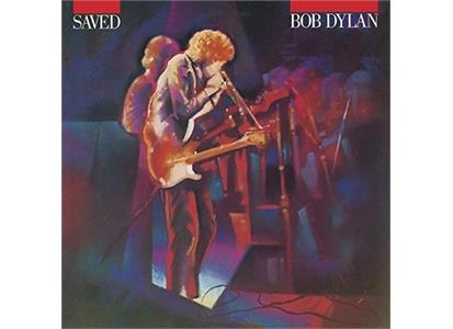88985451021 Legacy Recordings  Bob Dylan Saved (LP)