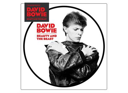 "0190295740566 PLG  David Bowie Beauty And The Beast - Picture Disc (7"")"