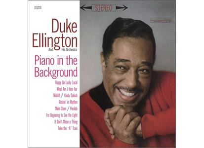 8346 Speakers Corner  Duke Ellington Piano in the Background (LP)