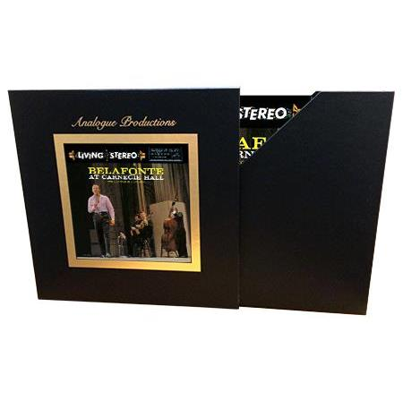 ANLP60067 Analogue Productions  Harry Belafonte At Carnegie Hall (5LP Box Set)