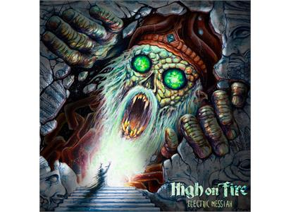 783071 Suburban  High On Fire Electric Messiah (2LP)