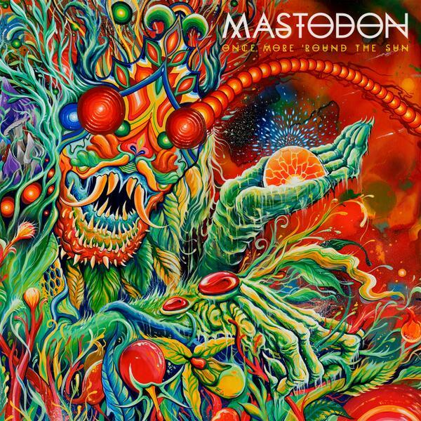 0093624912132 Reprise  Mastodon Once More 'round the Sun (2LP - PIC)