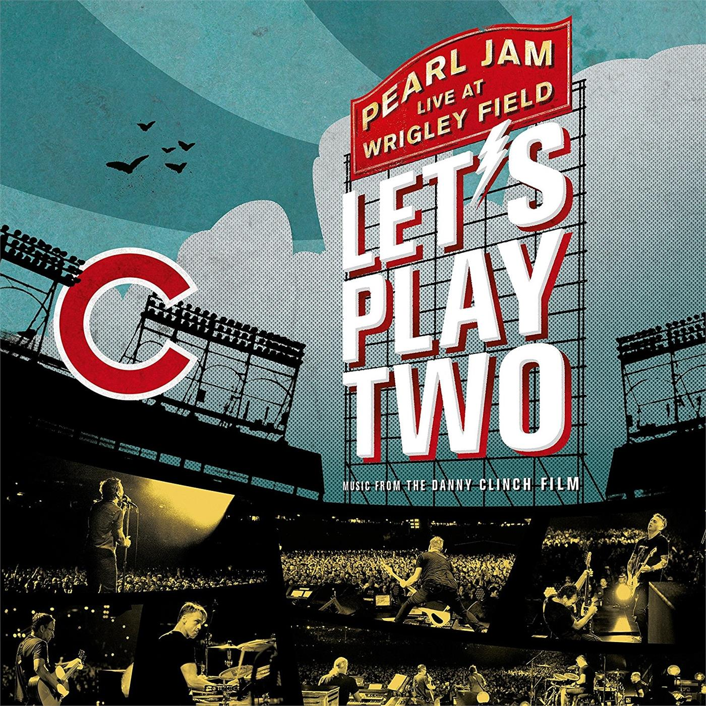 5784767 Republic Records  Pearl Jam Let's Play Two (2LP)