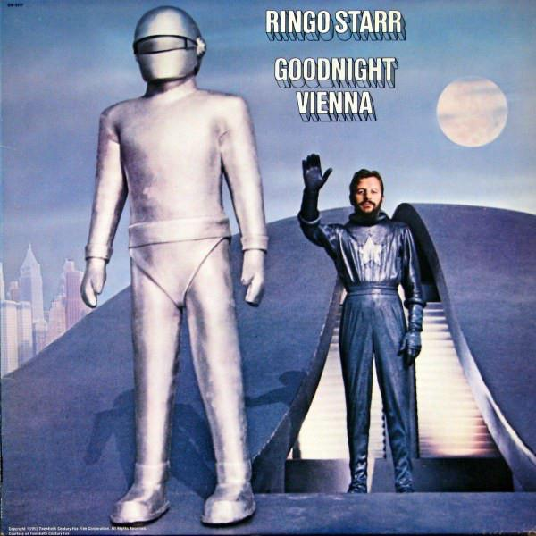6700740 Universal  Ringo Starr Goodnight Vienna (LP)